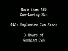 Muscled Men And Cum-Pumping Cocks!