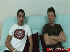 Poor Straight Teens Having Gay Sex For Money 39 By GotBroke