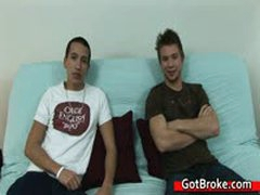 Poor Straight Teens Having Gay Sex For Money 39 By GotBroke
