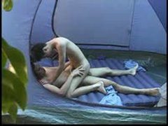 Twinks In A Tent