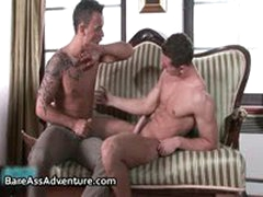 Ricky Boy And Thomas Finn Gay Fucking And Cock Sucking 4 By BareassAdventure