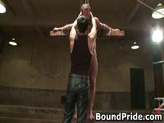 Super Extreme BDSM Gay Hardcore 4 By BoundPride