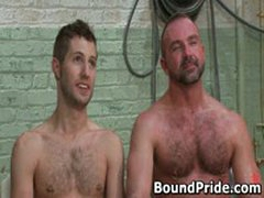 Josh And Kyler Hunky Studs Extreme BDSM Gay Porn 3 BoundPride