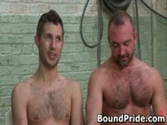 Josh And Kyler Hunky Studs Extreme BDSM Gay Porn 4 BoundPride