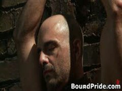 Adam And CJ In Super Got Gay BDSM Rimming Action 1 By BoundPride