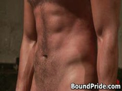 Penix And Gianni Hunky Studs Extreme BDSM Gay Porn 8 BoundPride