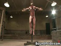 Super Extreme BDSM Gay Hardcore 7 By BoundPride