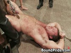 Super Extreme BDSM Gay Hardcore 2 By BoundPride