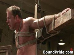 Super Extreme BDSM Gay Hardcore 6 By BoundPride
