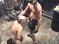 Gay BDSM Pervert Torture