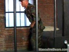 Jail Cell Affair
