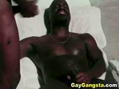 Horny Black Hole Fucking With Nasty Cumshots