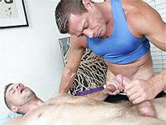 GayRoom Wet Massage And Groping