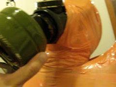 Mummification With Orange Scotch