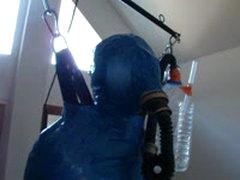 Mummification With Blue Scotch