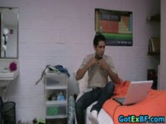 Hot Ex Boyfriend Caught In The Act 8 By GotExBF