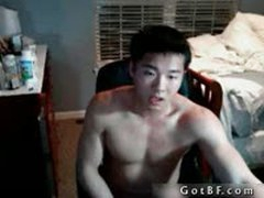 Chinese Dude Rubbing One Off For The Webcam 9 By GotBF