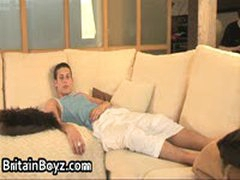 Cute British Teens Wanking And Fucking Like Pros 6 By BritainBoyz