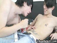 Teens Alex Harler And Tantrum Desire Fucking And Sucking 2 By UrbanBritish