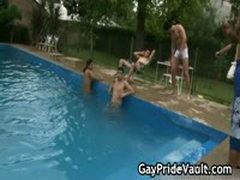 Massive Indoor Gay Gangbang Fucking 3 By GayPrideVault