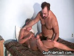 Blond Guy Is Fucked By Gay Bear 11 By GayPrideVault
