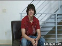 Chandler Cane Wanking His Fine College Cock 1 By CollegeBF