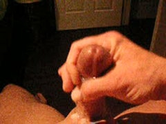 My First Cumshot Vid