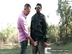 Bobby Knight Interracial Fuck 3 By GuyDestroyed