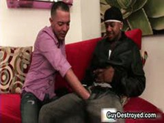 Bobby Knight Interracial Fuck 5 By GuyDestroyed