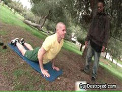 Park Wiley In Hardcore Interracial Fucking 3 By GuyDestroyed