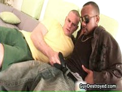 Park Wiley In Hardcore Interracial Fucking 5 By GuyDestroyed