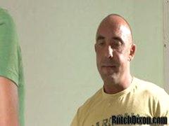 Myles Bentley And Anthony (Butch Dixon)