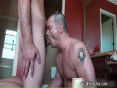 Jake Fucking And Sucking Fat Gay Cock 27 By GotHimOut