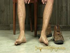 Kevin Wolf'S Feet
