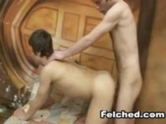 Dirty Gay Anal And Cum Felching