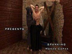 Spanking Honza Copak