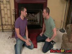 Married Man Is Scared When He Sucks His First Gay Cock 8 By MarriedBF