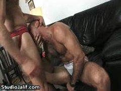 Manuel Roko And Jota Salaz Horny Hardcore Gay Porn 7 By StudioJalif