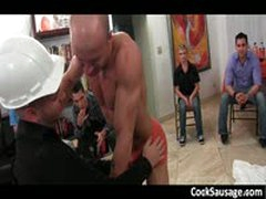 Amazing Stripper Gets Sucked By 50 Guys 11 By CockSausage