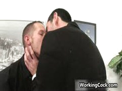 Jake Steel Fucking And Sucking On Office 9 By WorkingCock