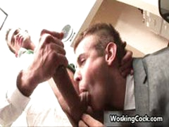 Jonathan Cole Fucking And Sucking In Office 5 By WorkingCock