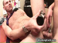 Cole Streets Fucking And Sucking On Office 13 By WorkingCock