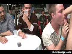 Gay Gang Sucking Cock 7 By CockSausage