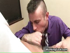 Matthew Singer Fucking And Sucking In Office 7 By WorkingCock