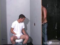 GloryHole Party Starring The Poking 8 Incher