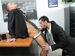 Office Cock Wishing