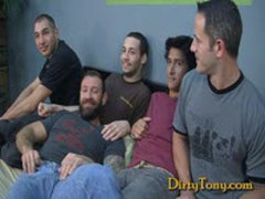 Four Guys One Hot Mouth