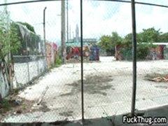 Black Thug Sucking And Fucking Two Guys 11 By FuckThug