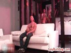 Fred Faurtin, Robin Hole And Ivan Steamy Gay Threesome 2 By Gaybulldog