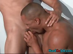 Gianni And Jay Have Steamy Gay Sex At Work 3 By HardOnJob